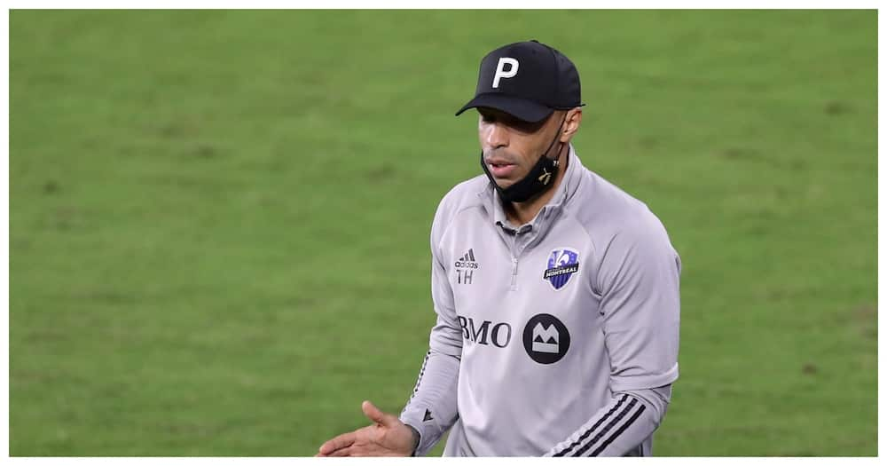 Thierry Henry steps down as Montreal Impact boss 'for family reasons'
