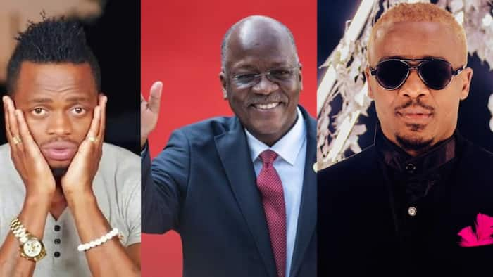 John Magufuli: Tanzanian Celebrities Emotional as They Mourn fallen President