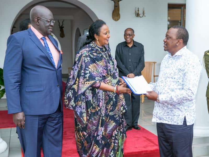 Results of 100 KCSE candidates cancelled - CS Amina Mohamed