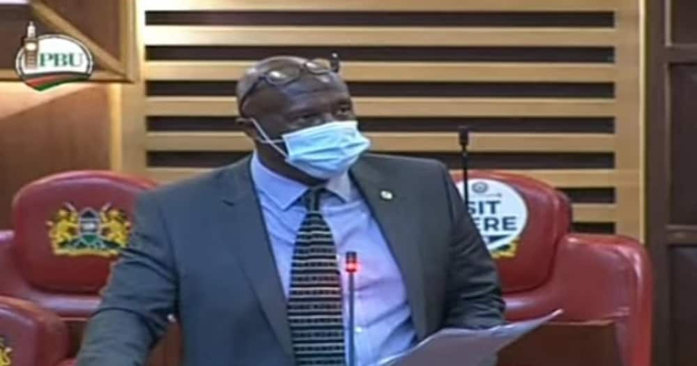 Mbunge Anthony Githiaka adai alitumia KSh 3 milioni kutibiwa COVID -19
