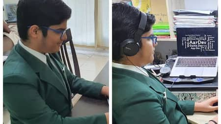 12-Year-Old Indian Boy Builds Anti-Cheating System for Online Exams