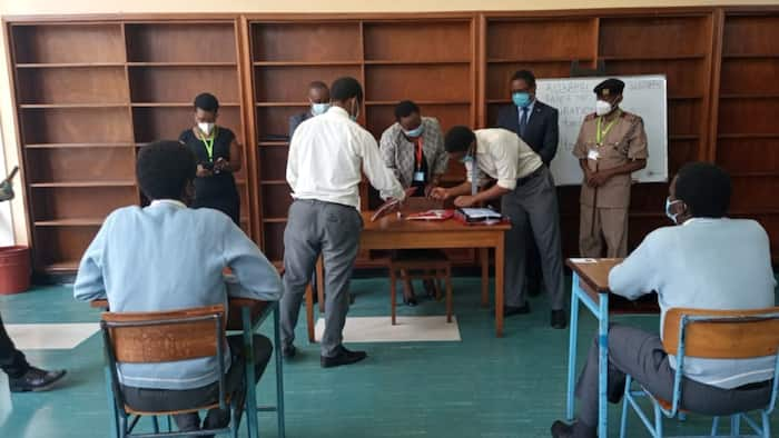 Machakos Principal Arrested for Uploading KCSE Exam on WhatsApp Status Denies Accusations