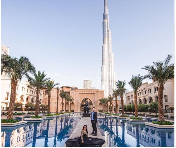 dubai most expensive hotel room price