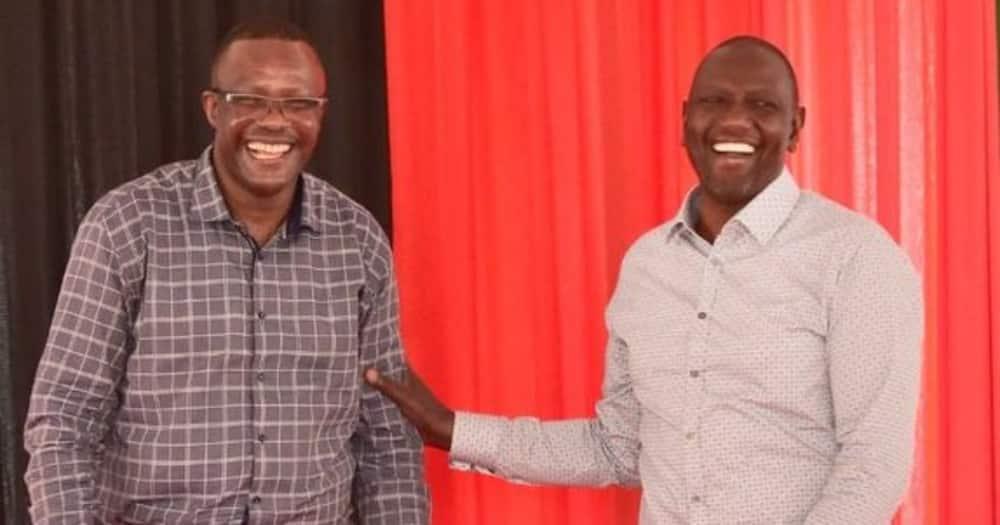 DP Ruto Kuzuru Ngome ya Raila Odinga Kupigia Upato 'Hustler Nation'
