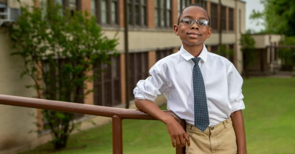 Fifth-Grader Writes Three Fiction Novels After He Failed to Find Books to Read at Library