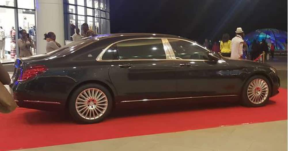 Chris Kirubi's Car Collection Worth over KSh 90 Million
