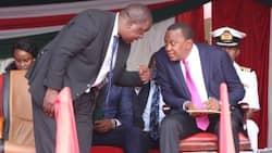 Uhuru's Surprise Cabinet Reshuffle: List of Reorganised Departments
