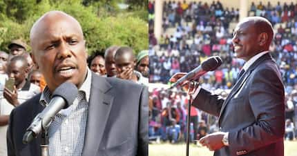 DP Ruto warns politicians from linking his development tours to 2022 politics