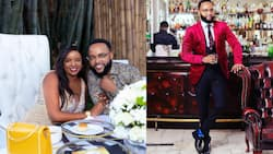 My queen: Muthoni wa Mukiri's bae gushes over her during 32nd birthday