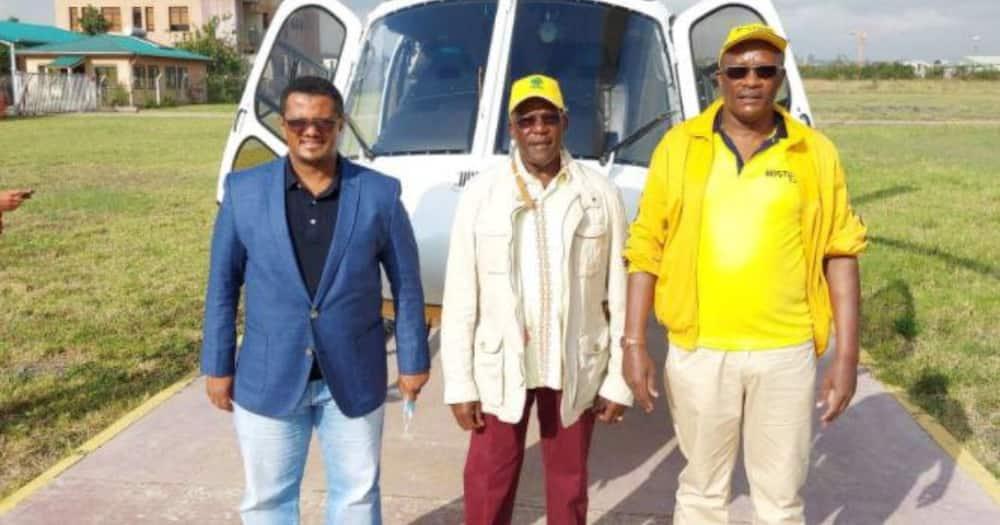 "11 filthy rich Tanga Tanga politicians living the ""Hustler"" lie"