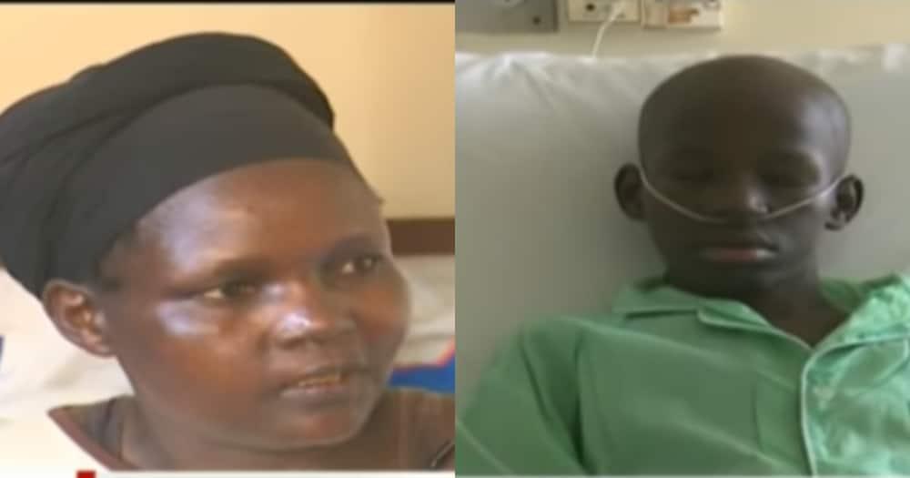 Ailing Nairobi boy dies a day after missing sister resurfaces to donate 'lifesaving' bone marrow