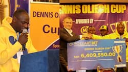 Mozzart Bet Injects KSh 6.4 Million in the Dennis Oliech Cup