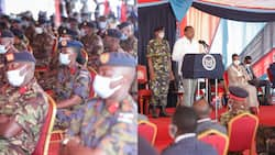 Kenya Deploys KDF Troops to DR Congo for Peacekeeping Mission