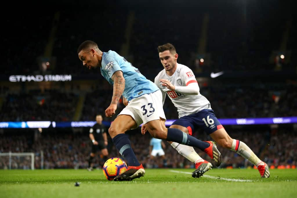 Manchester City continue dominance with comfortable win against Bournemouth