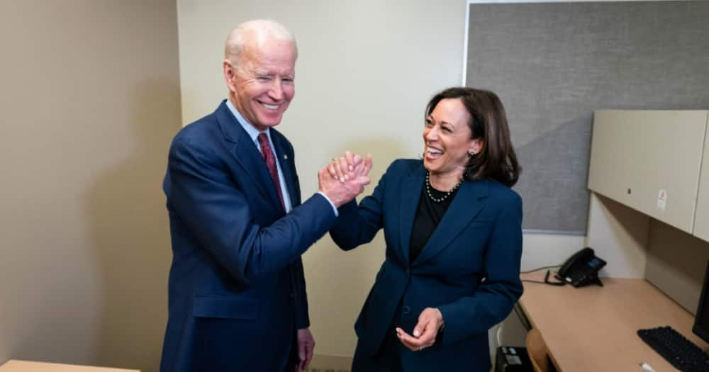 The United States 2020 Presidential winners Joe Biden and Kamala Harris. Photo: Joe Biden