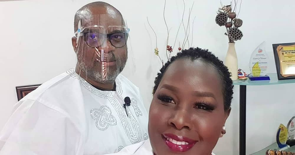 June Ruto, 5 other Kenyan female Celebrities who got Married to Nigerian Men