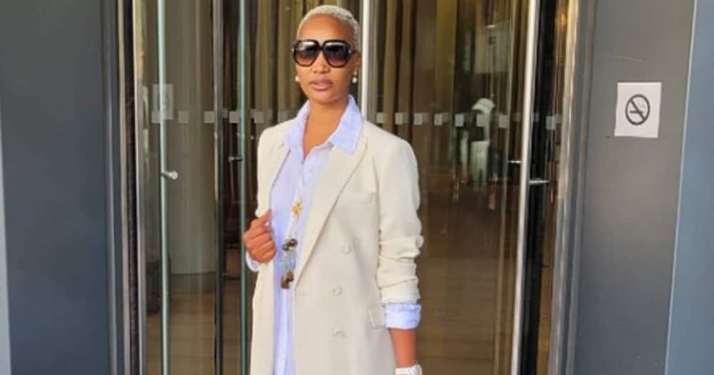 Ladiva Millen: Tanzanian Model Gifts 4-Year-Old Son Package Full of Designer Shoes in Cute Video