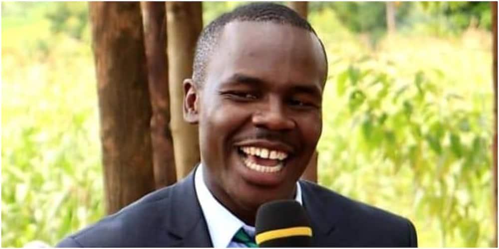 Mbunge amupa mwanawe jina la Mbunge Osoro baada ya kumlipia kodi