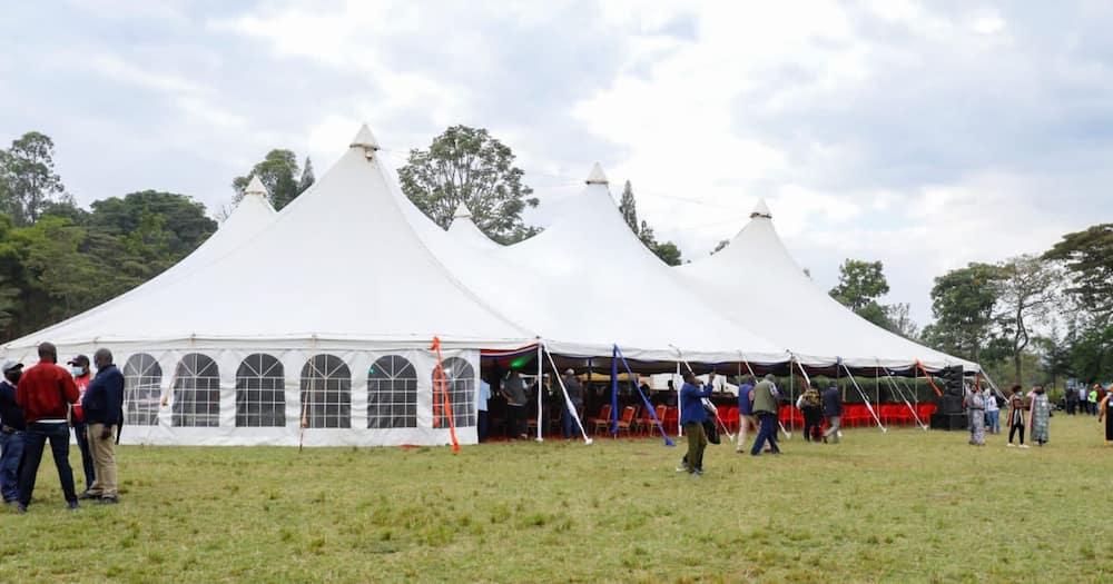 ODM announced the postponement of the Kakamega consultative meeting.