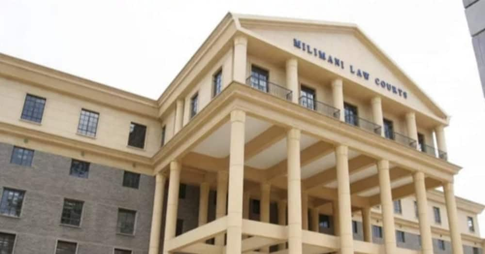 The Milimani Law Courts in Nairobi. Photo: News Epicenter.