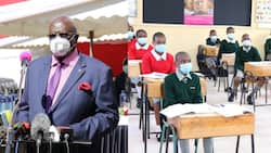 Don't Spend Money Drinking and Children Aren't in School, We'll Come for You, George Magoha Warns