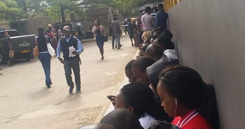 Kenyan man details struggle to acquire passport at Nyayo House in moving Facebook thread