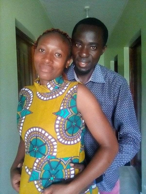 Migori man says he met his pretty wife when he was a bicycle rider
