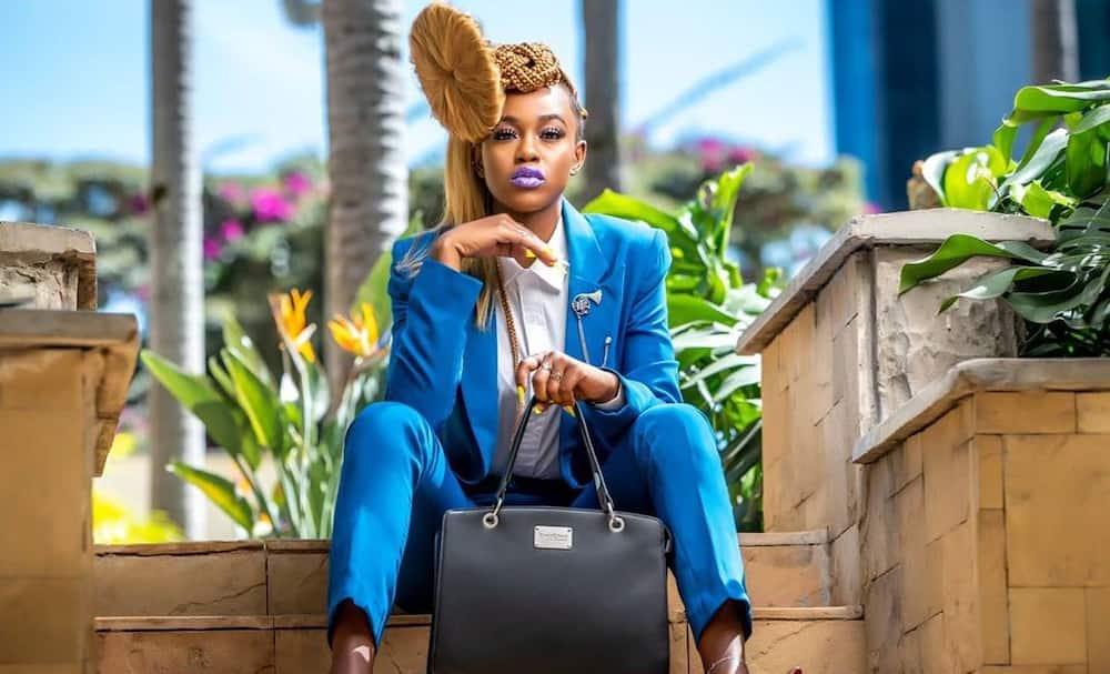 Tik Tok Star Azziad Nasenya Lands Radio Job, Kenyans Hail Her