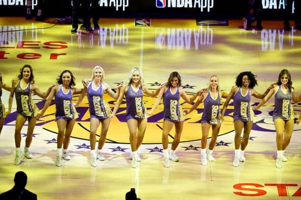 NBA cheerleaders salary