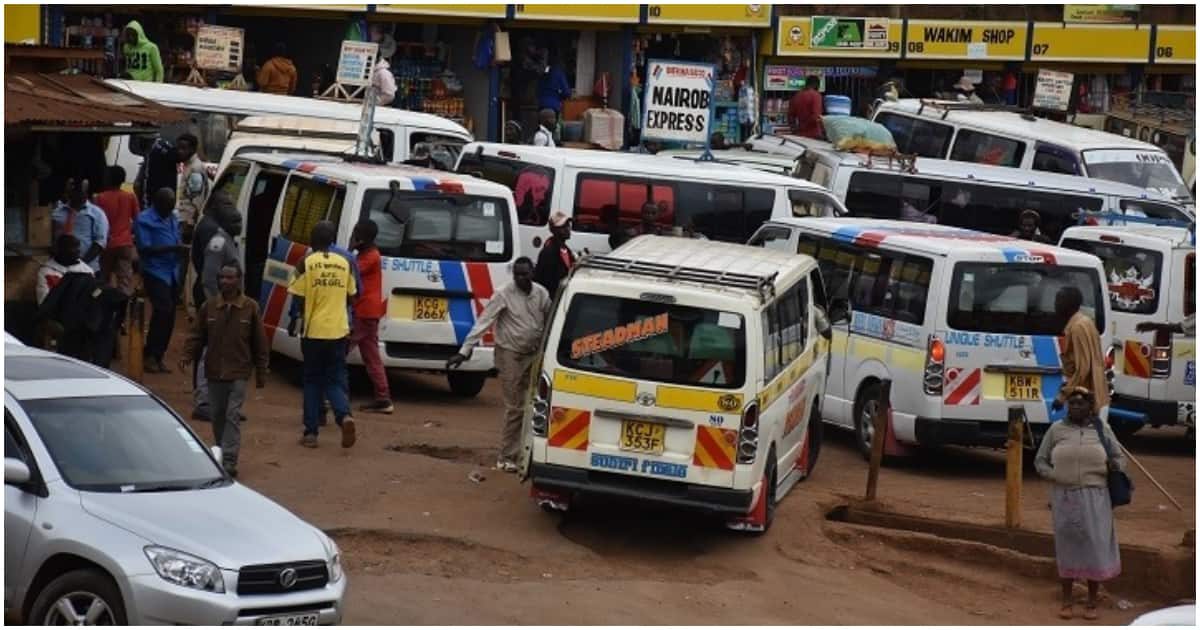 Matatu industry wars escalate after govt announces plan to get rid of 14 seaters