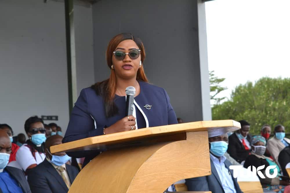 I will follow President Uhuru's words to the latter, Cate Waruguru vows
