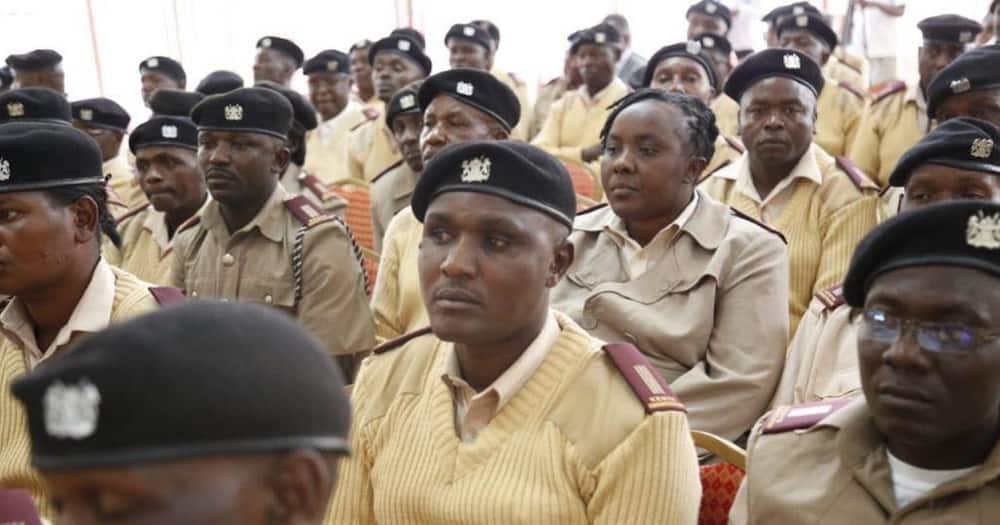Tharaka Nithi: County Commissioner Asks Chiefs Not to Hug Spouses While in Gov't Uniform