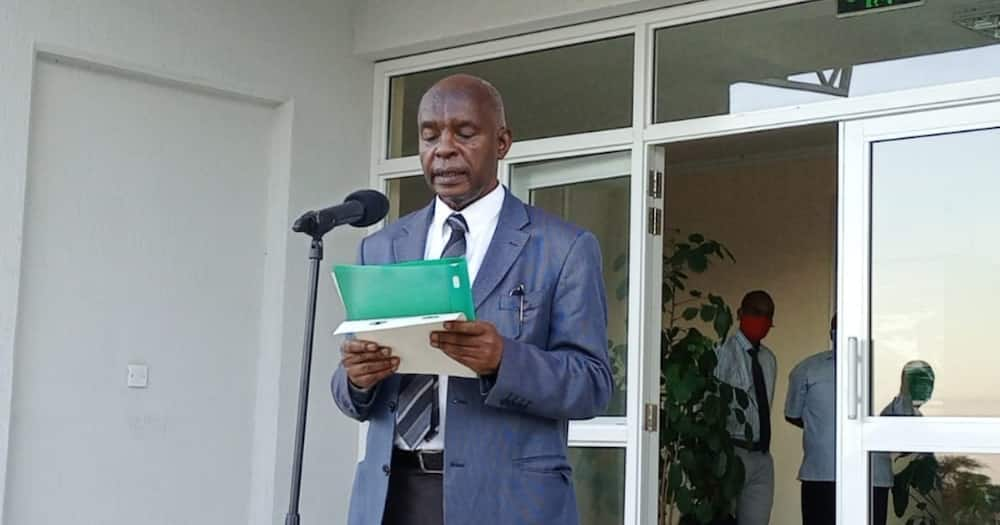 Kibwana sought an advisory on whether a bill containing a proposed amendment should only be limited to a single issue of the constitution. Photo: Nation