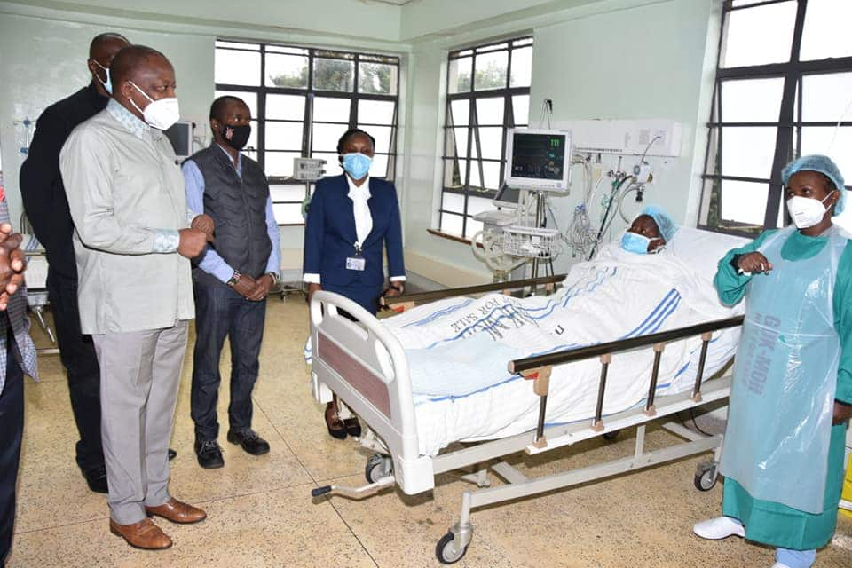 COVID-19 preparedness: List of counties that have met 300-bed requirement ahead of Uhuru's big address