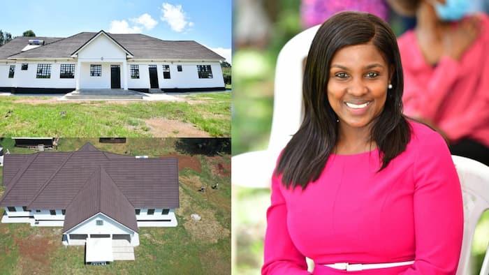 Eldoret engineer builds parents four-bedroom house for good upbringing