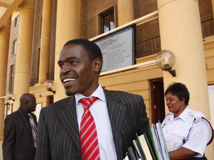 Lawyers Nelson Havi, Tom Ojienda under fire from section of Kenyans for representing Waititu