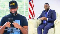 Hassan Joho Stuns in Pearly White Kanzu during Eid Al Adha Celebrations