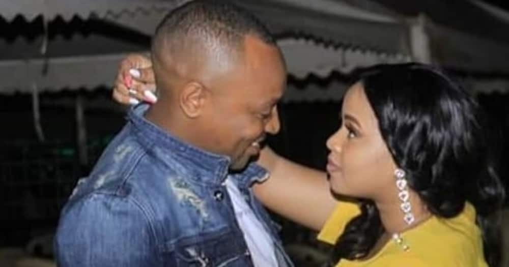 Muthee Kiengei shared a lovely message to honour his wife.
