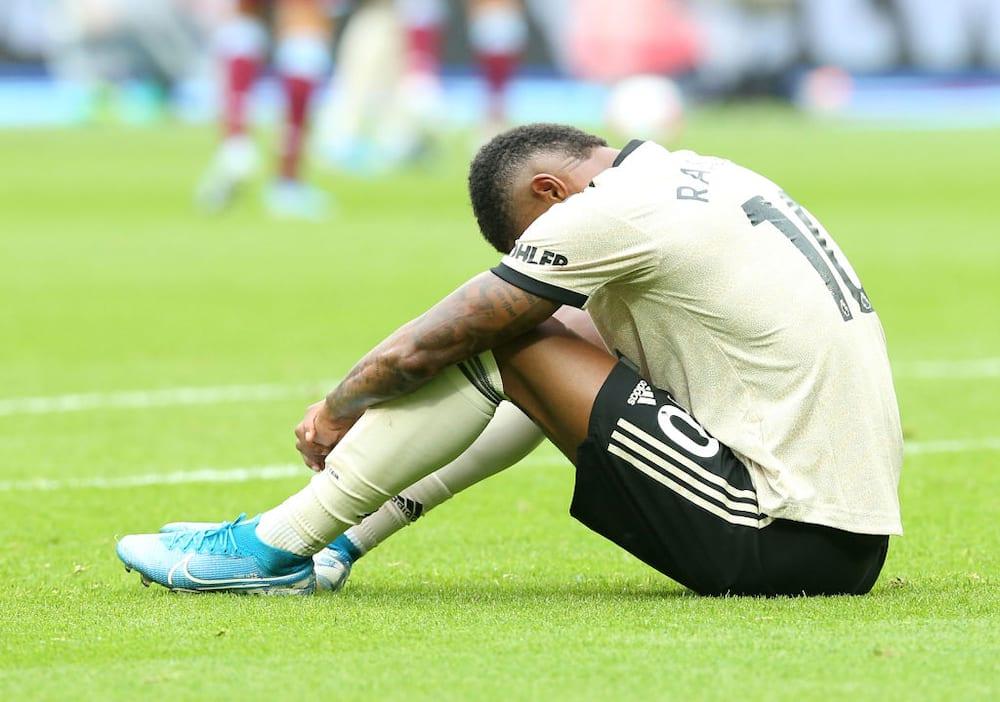 Rashford can't replace Lukaku's goals - Manchester United fans
