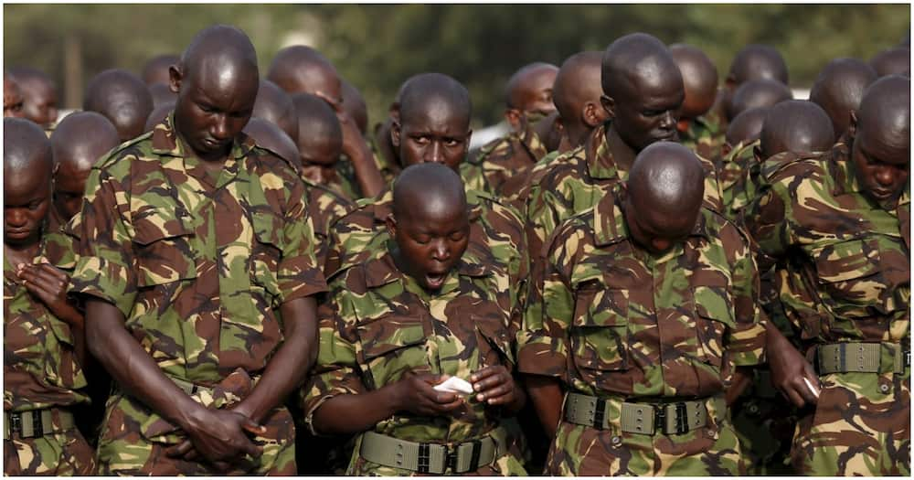 Kenyan government was aiming to create a buffer zone between Al-Shabaab and the Kenyan homeland. Photo: Nation