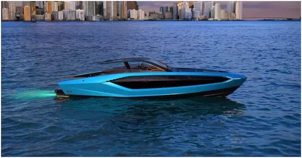 Conor McGregor shows off KSh 380 million Lamborghini yacht dubbed Supercar of the Sea