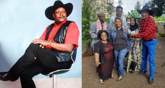 Sorrow as Vitimbi, Jungu Kuu actor Mzee Kihara passes on; 'RIP Legend'