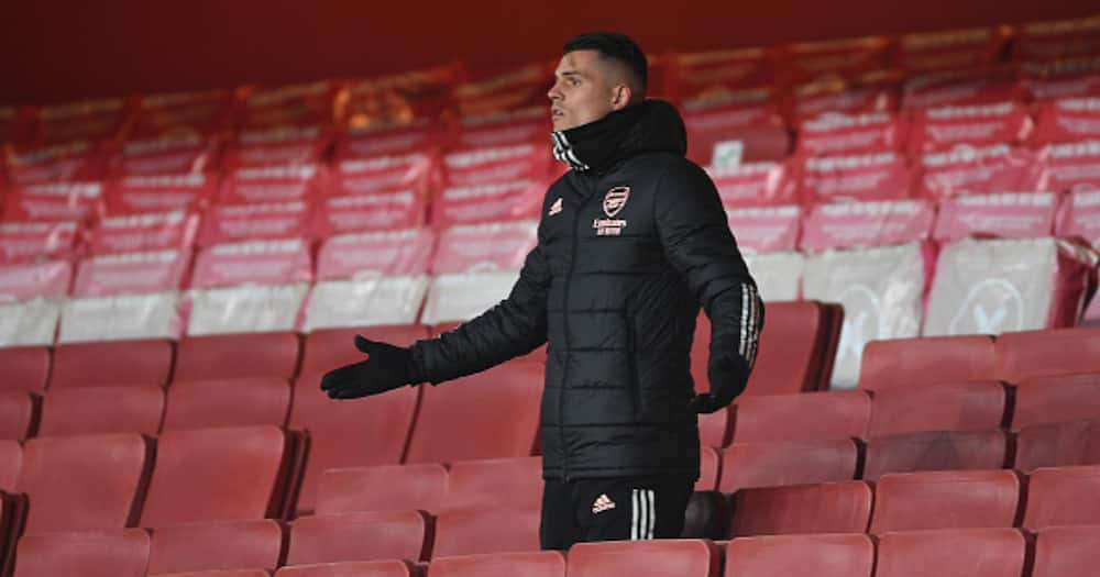 Arsenal Star Speaks on Leaving Emirates at The End of The Season