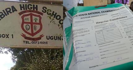 Authorities dismiss cheating claims advanced by 8 Ambira High School students in viral video