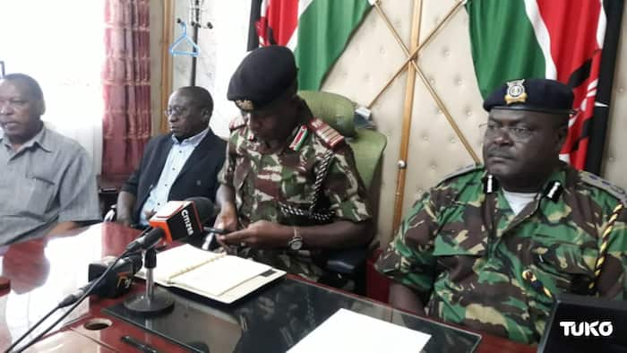 Plainclothes officers deployed to tame pickpockets during Daniel Moi's burial