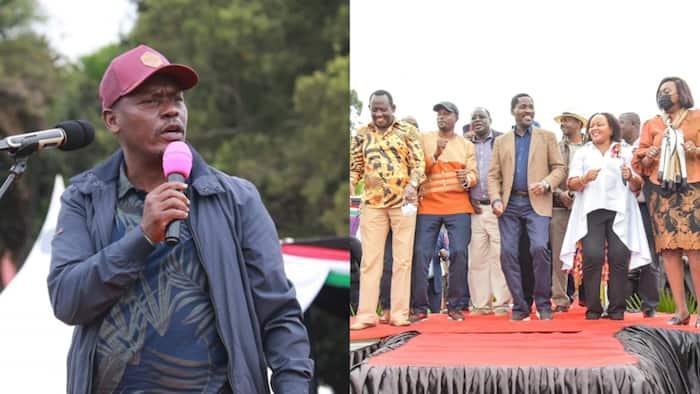 Waziri Munya Afanya Kikao cha Kujadili Umoja wa Mt Kenya