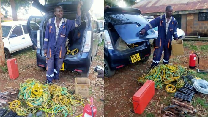 Man Who Vandalised Safaricom Telecommunication Equipment Worth Over KSh 2m Arrested