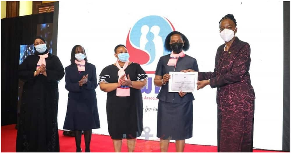 Defence CS Monicah Juma Officially Launches Military Wives Association of Kenya