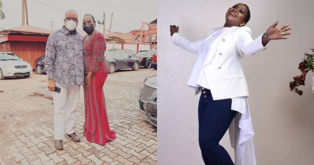 Emmy Kosgei Thanks Hubby for Respecting, Honouring and Treating Her Well