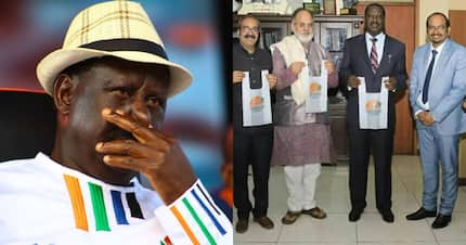Kenyans mad at Raila for welcoming foreigners to set up carrier bags factory